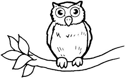 Printable Owl Coloring Pages for Kids