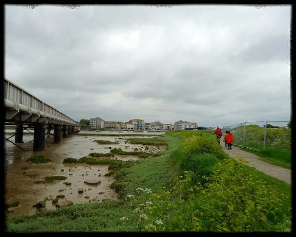 River Adur, Shoreham-by-sea