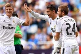 Deportivo La Coruna Vs Real Madrid 20 September 2014