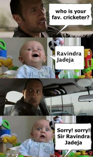 560. The Legend of Sir Ravindra Jadeja