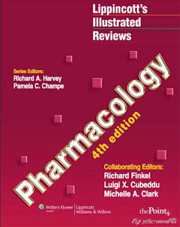 PDF free download ebook online Lippincott's Illustrated Reviews: Pharmacology, 4th Edition