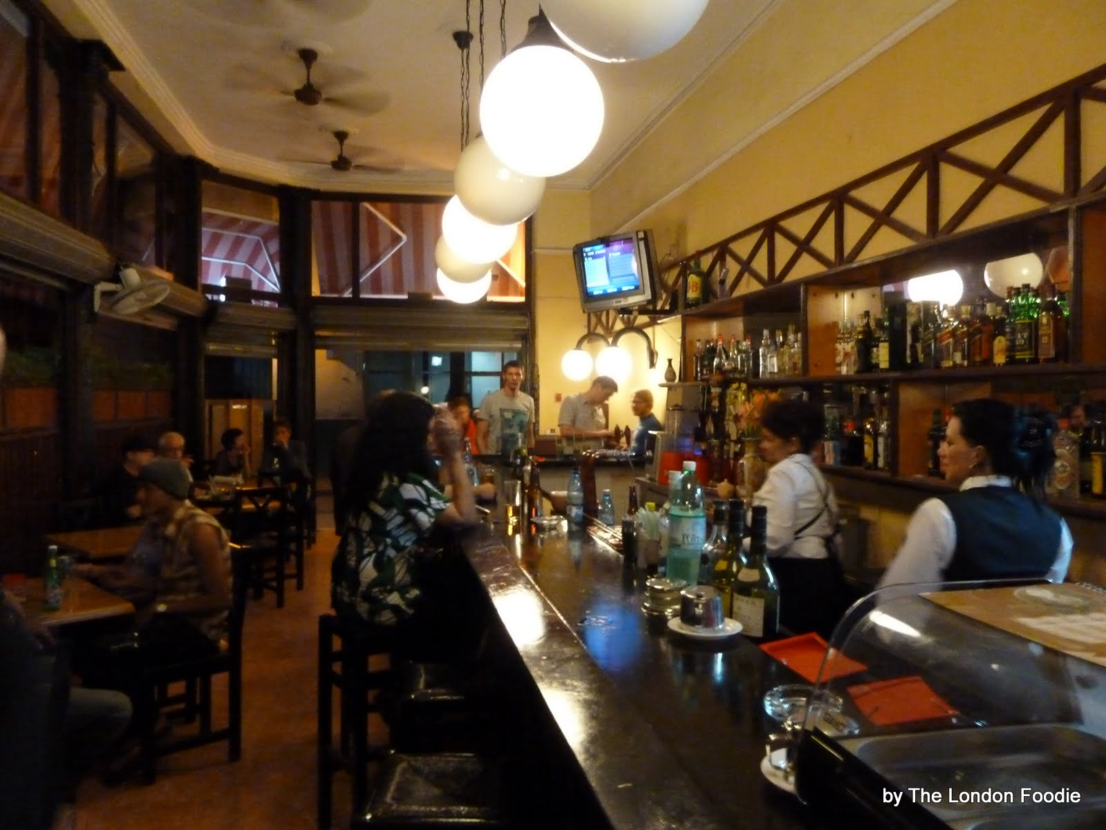 Cafe Habana Menu In New York
