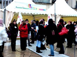 Journée de la femme à Montpellier