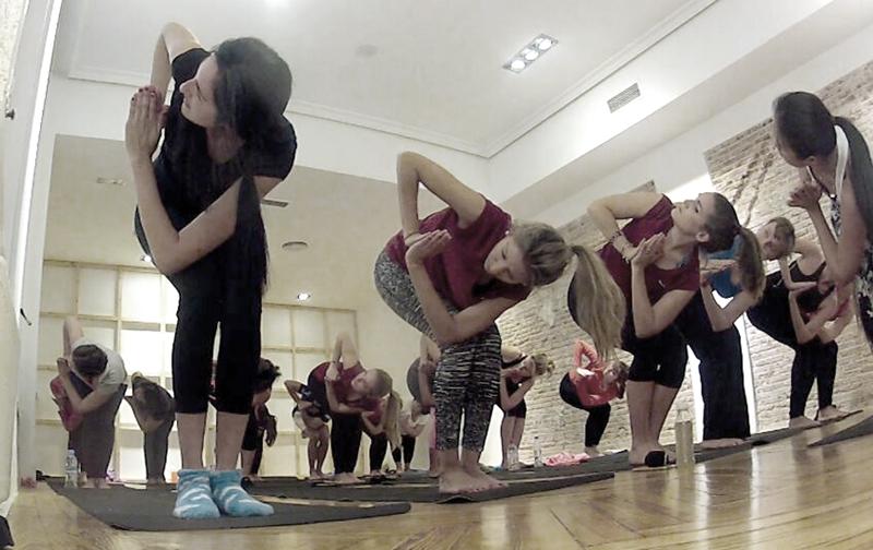Free Yoga Master Class