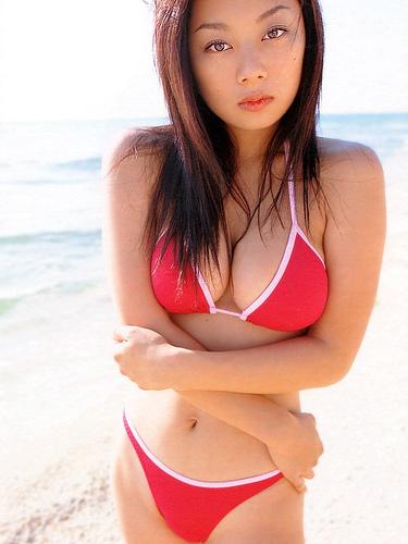 Japanese Bikini Babe