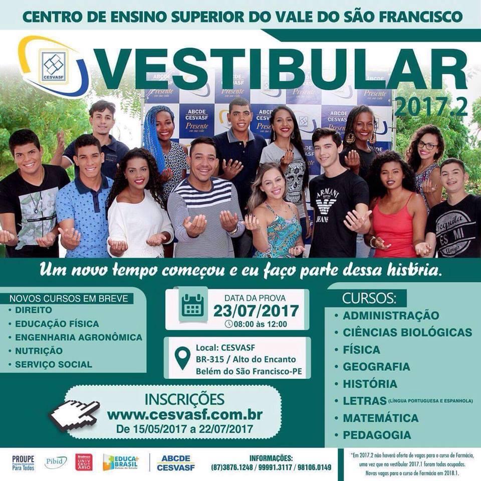 Faculdade: CESVASF