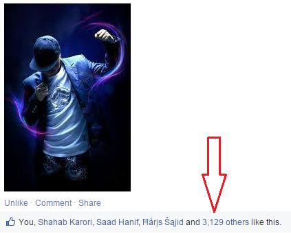 How To Get Unlimited Free Facebook Likes in Urdu Tutorials-By Mubshar KashmiRi update 11/20/2015