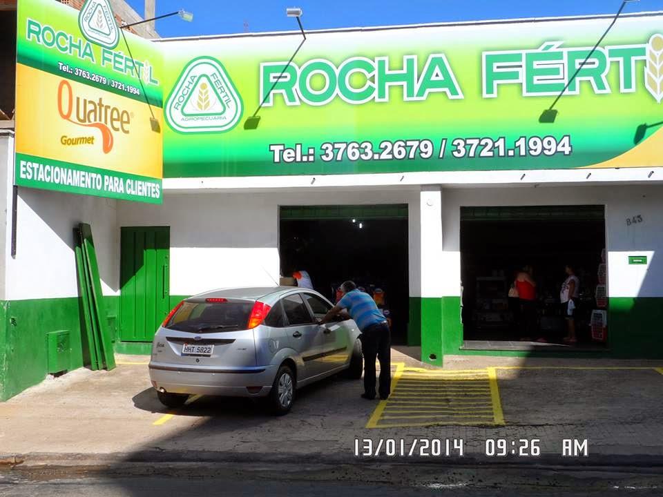 FACHADA DA ROCHA FERTIL