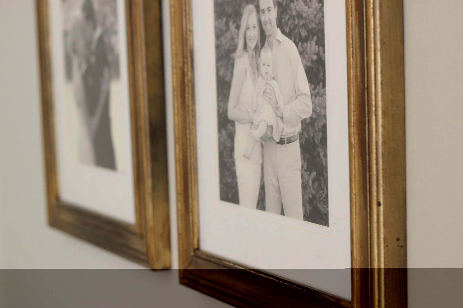 Jenny Steffens Hobick: DIY Gilded Frames