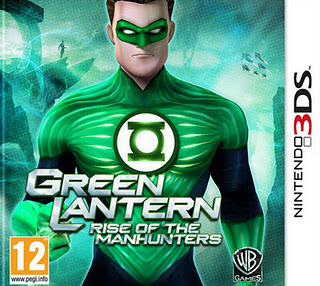 Green Lantern: Rise of the Manhunters
