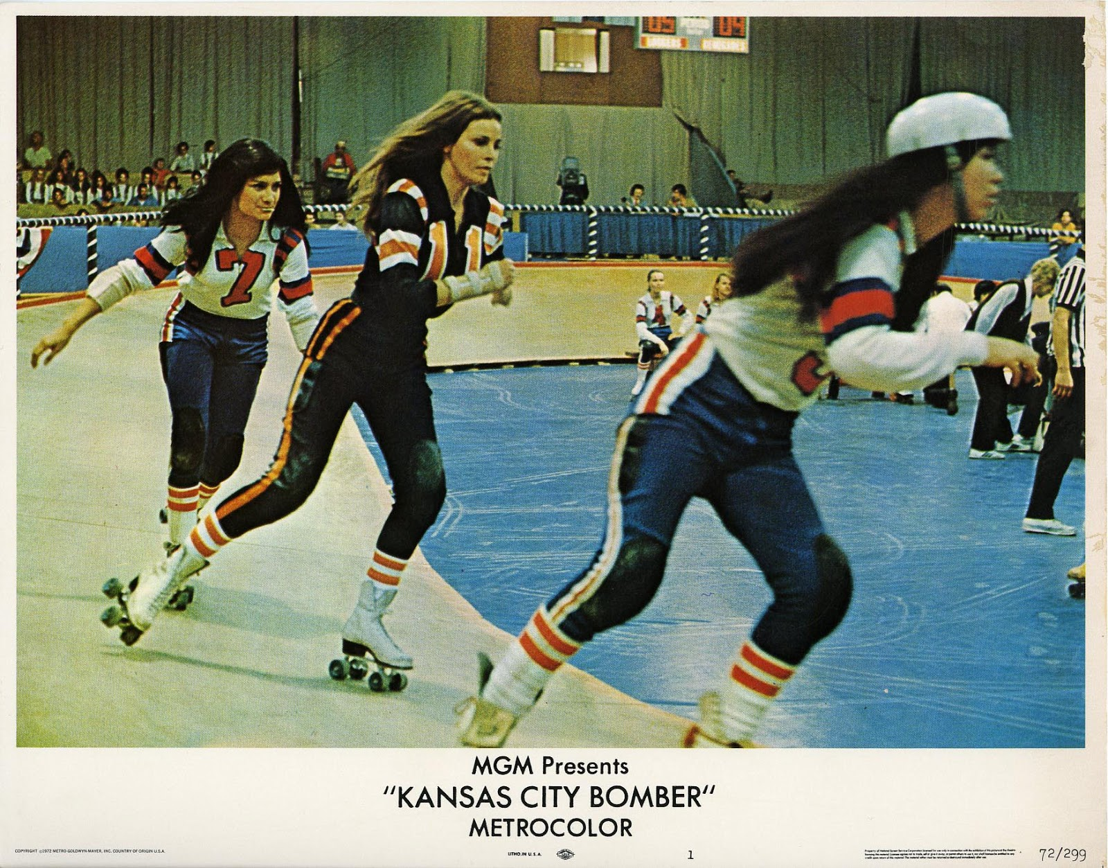 Roller skates kansas city - Roller Derby And Raquel Welch I Don T Understand Why Critics Say This Was A Terrible Movie