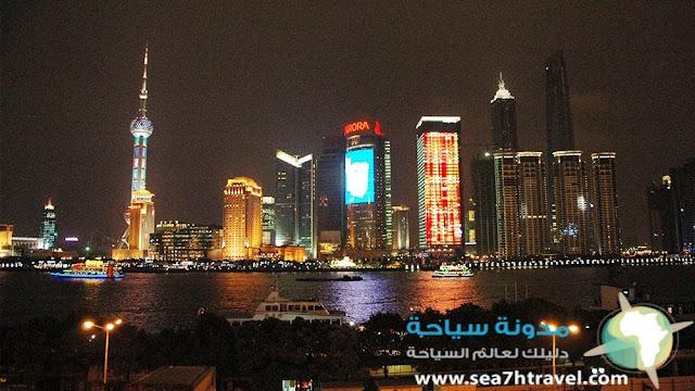 برج كانتون في الصين