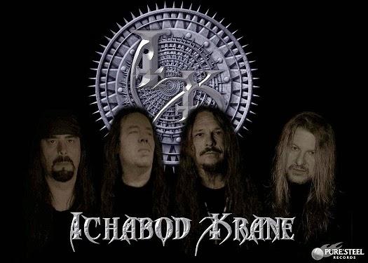 ichabod krane - band