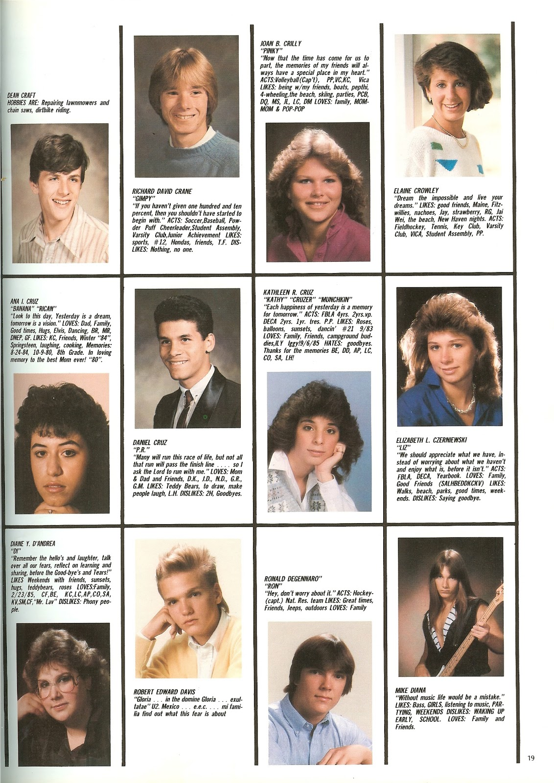 How to get yearbook pictures Dallas: TV stars including Patrick Duffy and Charlene Tilton reunite