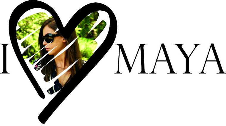 I Heart Maya - Personal fashion blog and hot trends news