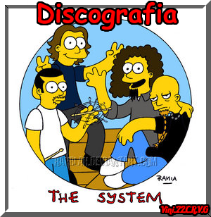 System of A Down nos simpsons