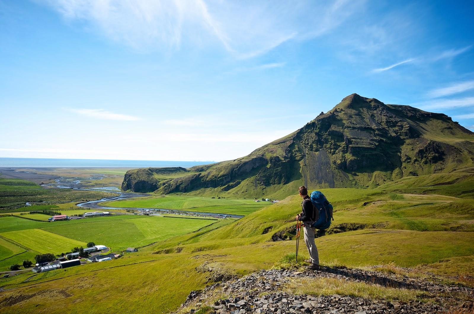 Guide de voyage Þórsmörk (Thorsmork)