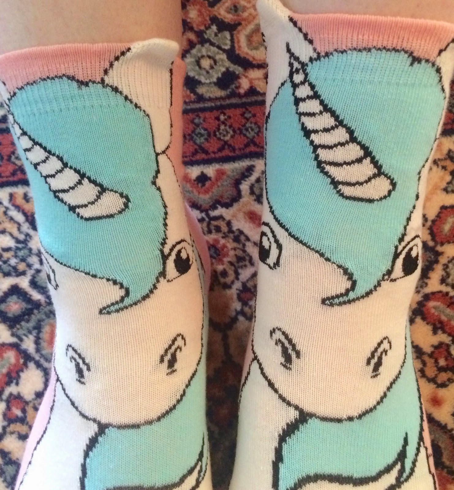 unicorn-socks