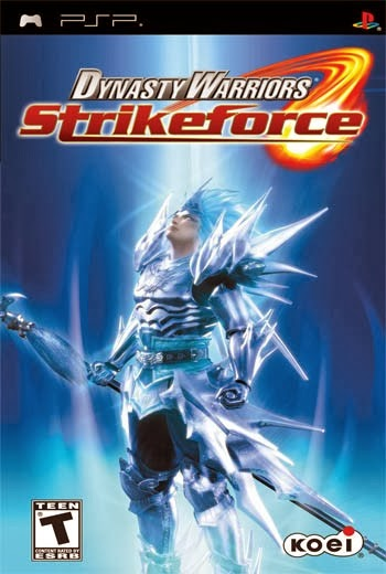 Dynasty Warriors Strikeforce Psp Español