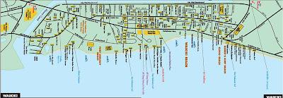 Waikiki Hotels Map Waikiki Hotels Map