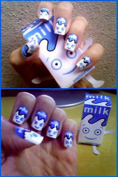 blur picture, blur nails, milky blur, blur milky, coffee tv blur, milk carton blur, britpop milk