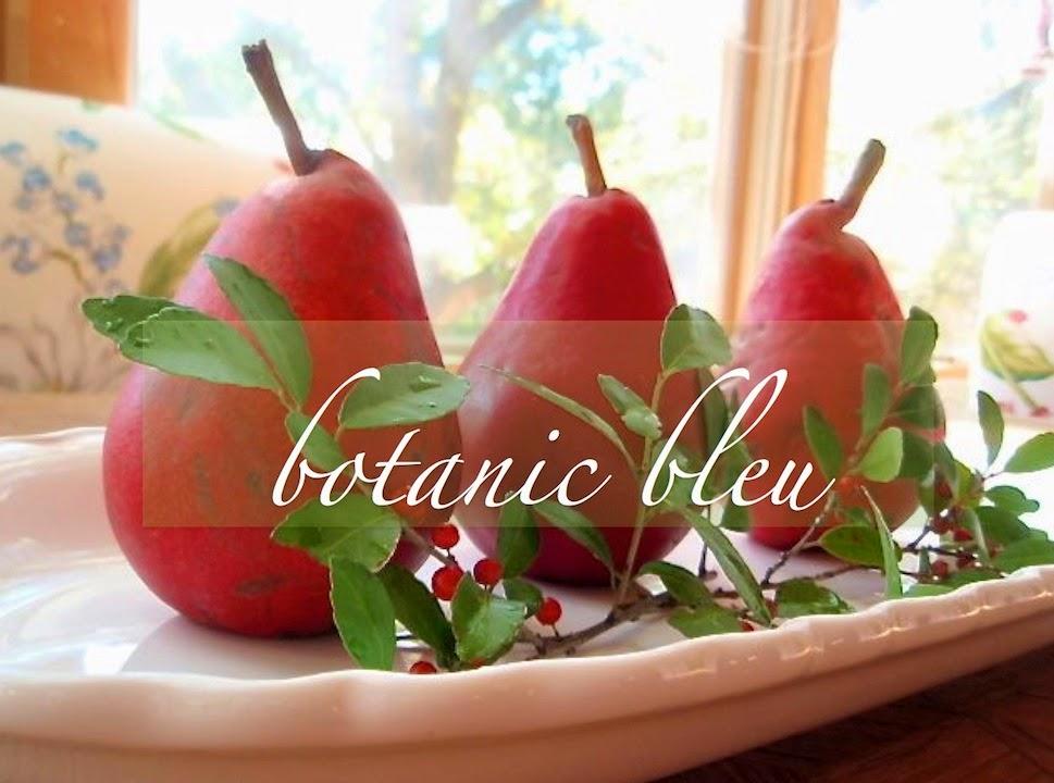 Botanic Bleu