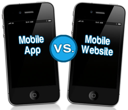 Mobile App or Mobile Website- Which Way To Go