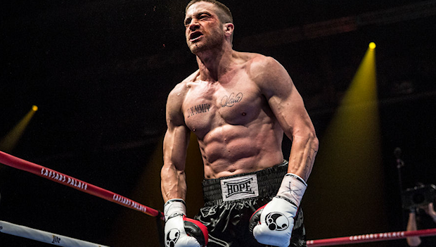 Jake Gyllenhaal's Gritty Boxing Drama 'Southpaw' Debuts A Trailer