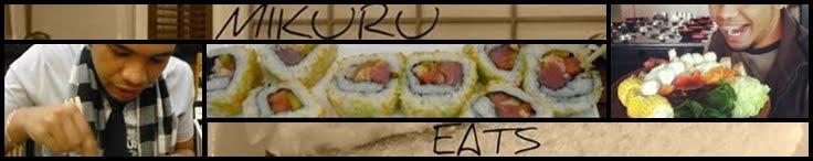 Mikuru Eats