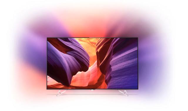 Philips presenta televisor que simula colores a su alrededor