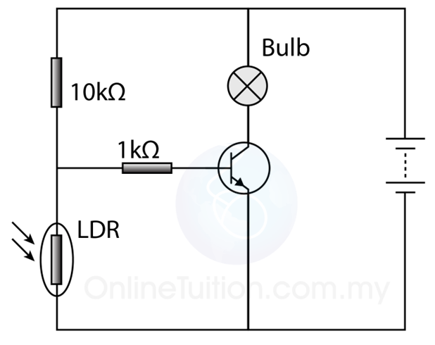 Beautiful Ldr Switch Festooning - Electrical Diagram Ideas - itseo.info