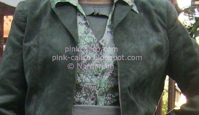 Pink Calico: Khaki