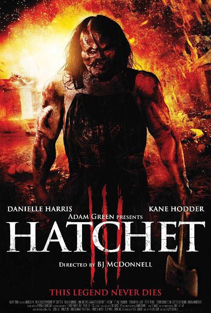 Hatchet III (Hacha 3) (2013) (DvdRip) (subtitulada)