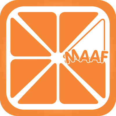 Much Ado About Fooding Logo
