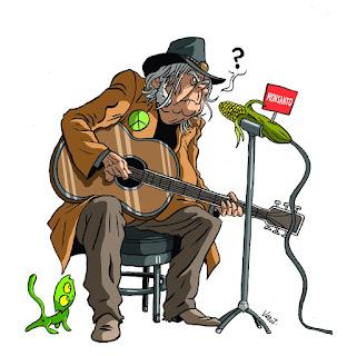 Nicolas Vadot - Cartoon für L'ECHO