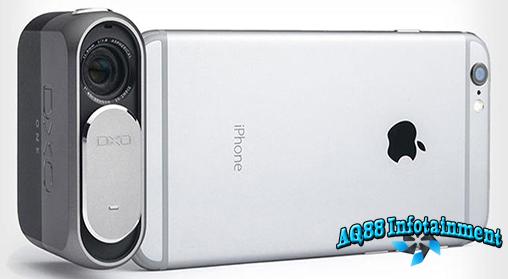 Kamera pada iPhone termasuk bisa diandalkan untuk ukuran smartphone, tapi bagaimana jika pemiliknya membutuhkan tangkapan gambar lebih berkualitas dan tak mau membawa kamera digital berukuran besar?