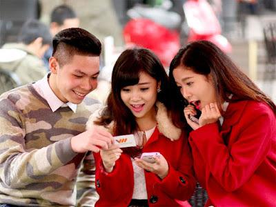Hướng dẫn cách ứng tiền nhanh Vietnamobile khi hết tiền