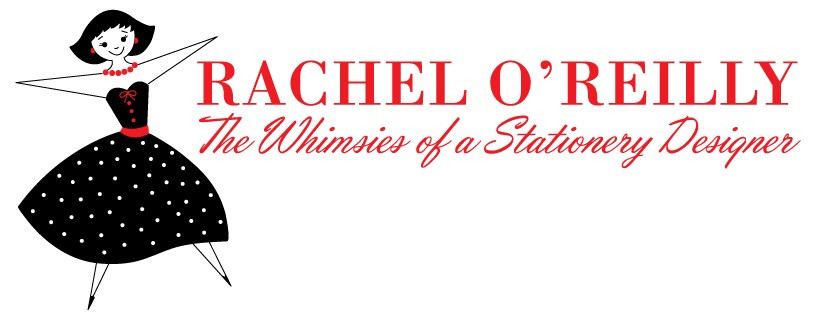 Rachel O'Reilly - The Whimsies of a Stationery Designer