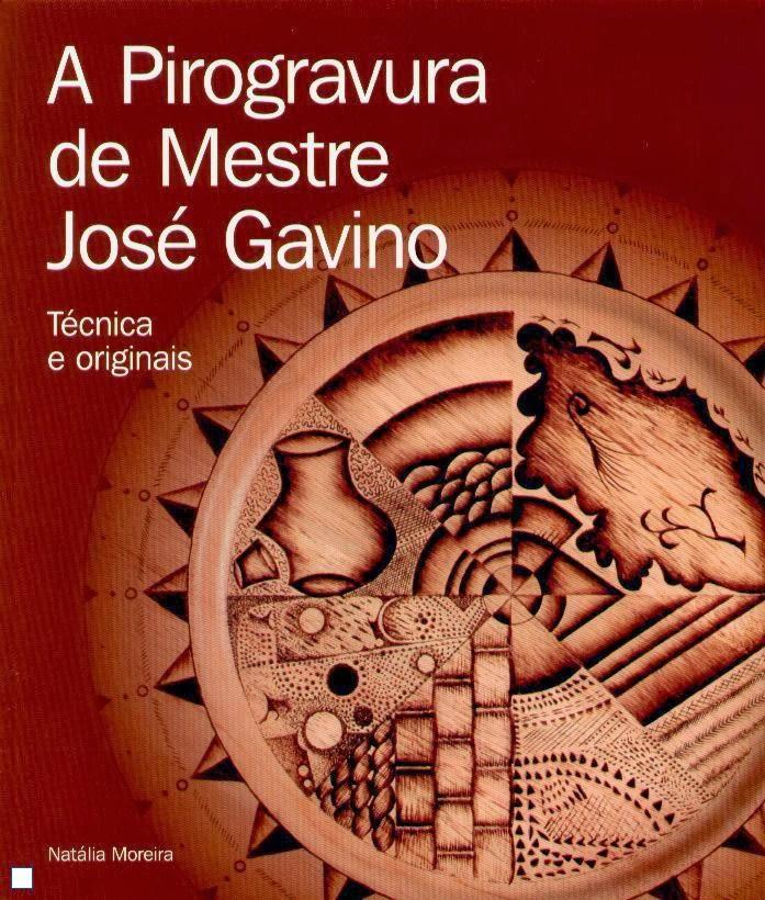 Pirogravura de Mestre José Gavino