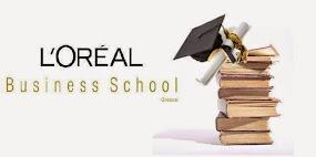 Η L'oreal Business School προτείνει στους φίλους του Blog Κομμωτών μοναδική προσφορά!