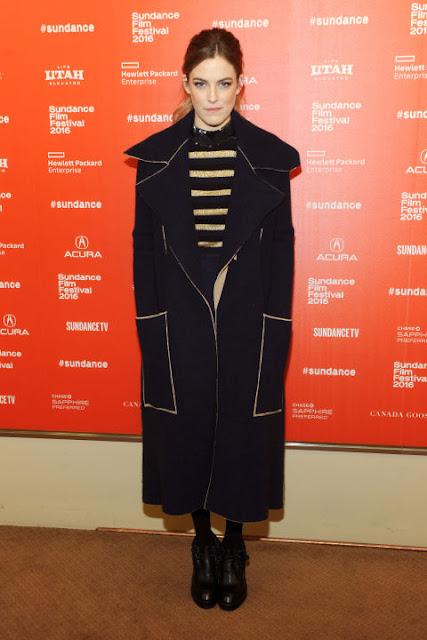 Riley Keough, best dressed at Sundance 2016
