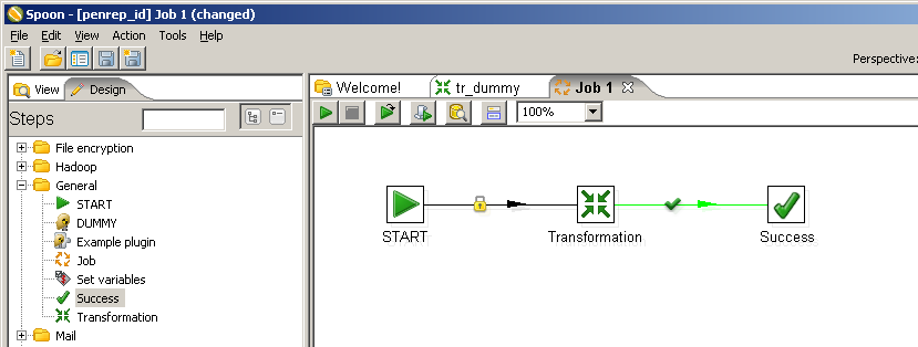 how to create a dummy service in windows