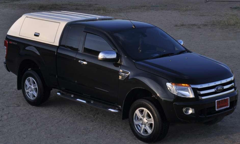 hard top pro super cabine ford ranger 2013 made in. Black Bedroom Furniture Sets. Home Design Ideas