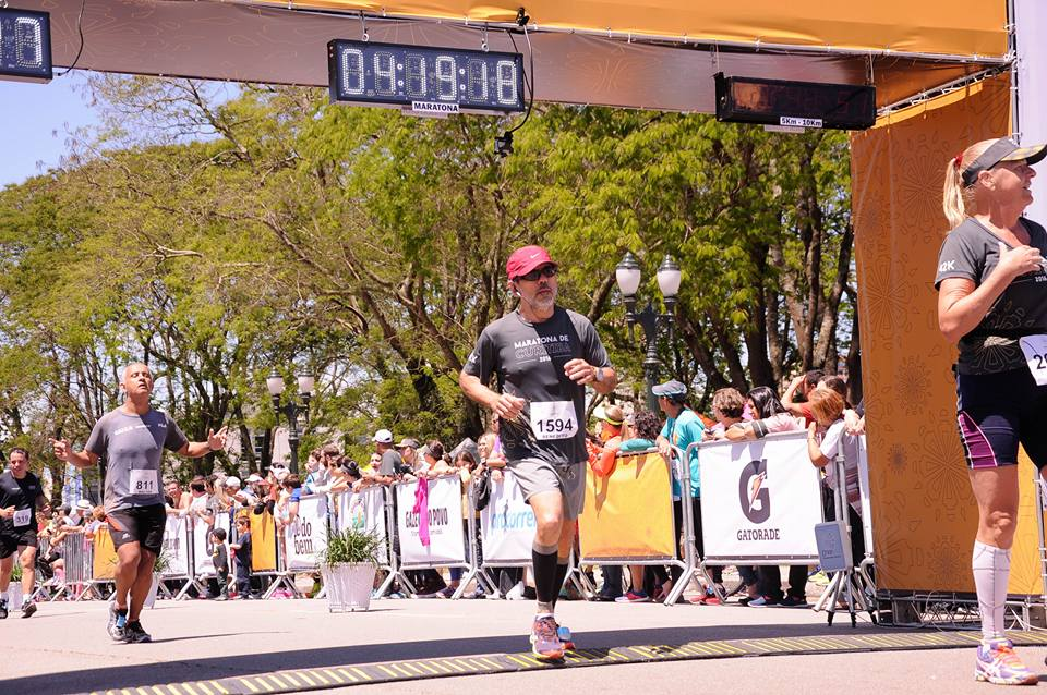Maratona Curitiba 2016