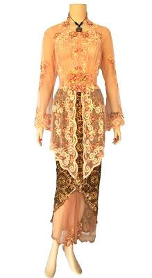 Model Kebaya Modern Terbaru 2013