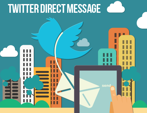 Twitter removes the option allowing users to send a private direct message to anyone - Twitter Direct Message for Your Eyes Only [INFOGRAPHIC] - You`ve got DM: Twitter DM changes