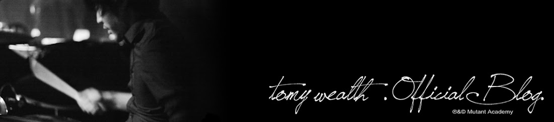 tomy wealth official blog