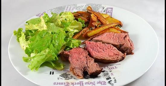 Mon tiroir recettes blog de cuisine c te de boeuf au four - Cuire une cote de boeuf au four ...