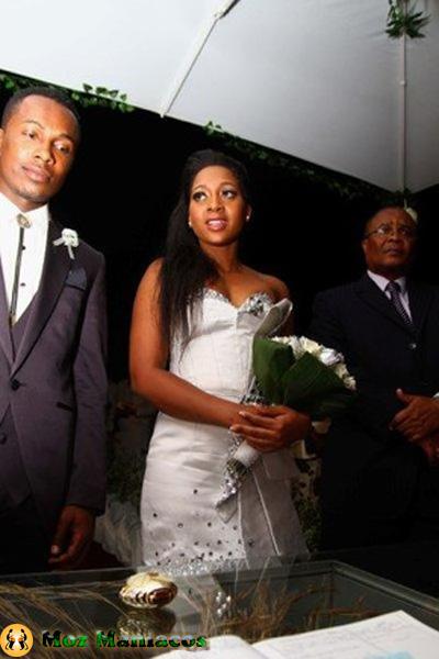 imagens do casamento da dama da do bling