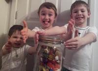 milton keynes dentist director wins massive jar of sweets